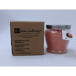 Home Interiors Sandalwood & Cedar Scented Candle